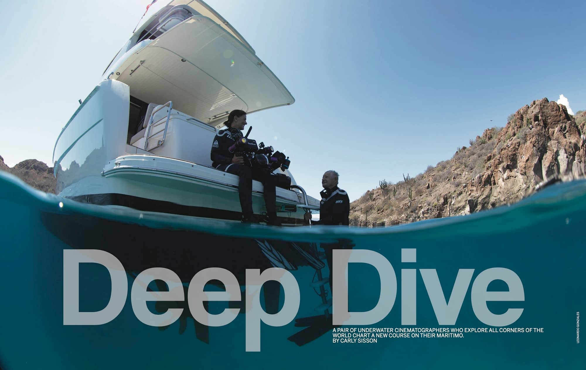 Maritimo Memories: Deep Dive On The Tangaroa